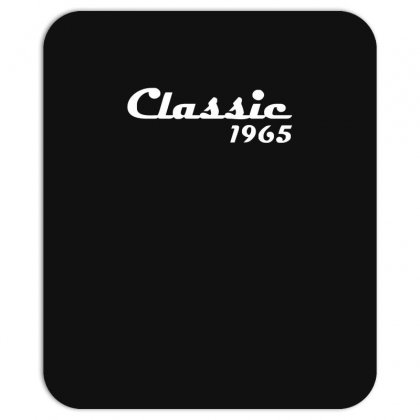 Made In 1965classic Mens 50th Birthday Gift Dad 50 Yearpresent Mousepad Designed By Nugraha