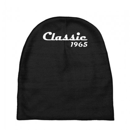 Made In 1965classic Mens 50th Birthday Gift Dad 50 Yearpresent Baby Beanies Designed By Nugraha