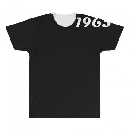 Made In 1965classic Mens 50th Birthday Gift Dad 50 Yearpresent All Over Men's T-shirt Designed By Nugraha