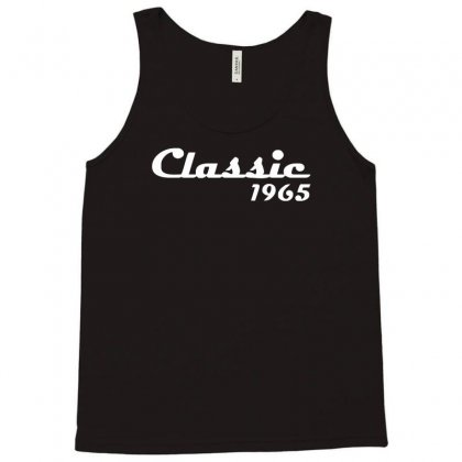 Made In 1965classic Mens 50th Birthday Gift Dad 50 Yearpresent Tank Top Designed By Nugraha