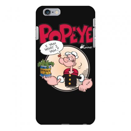Popeye, Ideal Gift Or Birthday Present Fuuny Iphone 6 Plus/6s Plus Case Designed By Nugraha