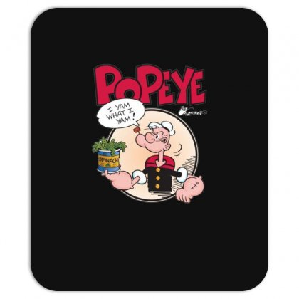 Popeye, Ideal Gift Or Birthday Present Fuuny Mousepad Designed By Nugraha