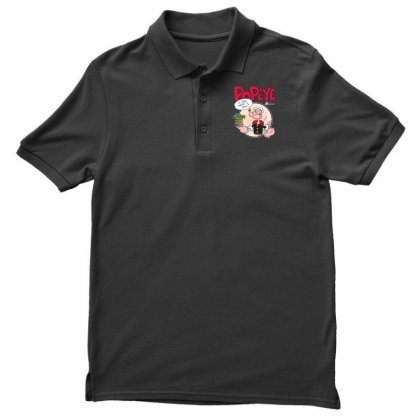 Popeye, Ideal Gift Or Birthday Present Fuuny Men's Polo Shirt Designed By Nugraha