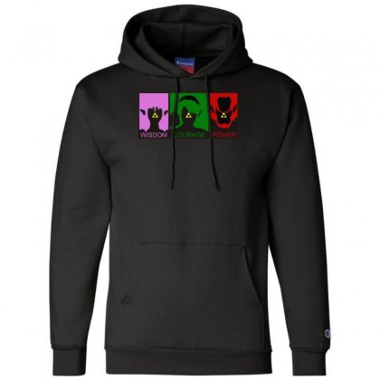 Triforce Legend Of Zelda, Ideal Gift Or Birthday Present. Champion Hoodie Designed By Nugraha