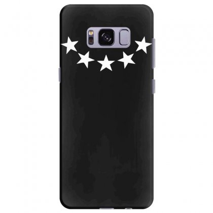 5 Star Fashion Design Sign Party Gift Army Samsung Galaxy S8 Plus Case Designed By Nugraha