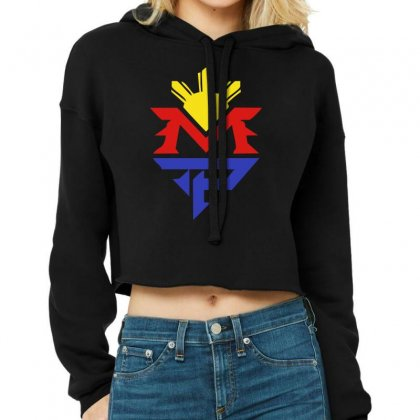 All Glory And Honor Belongs To God Manny Pacquiao Mayweather Boxer Cropped Hoodie Designed By Nugraha