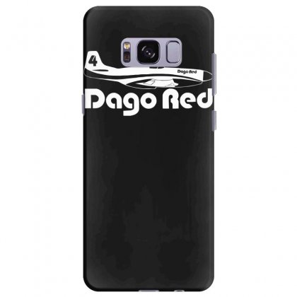 Dago Red P 51 Mustang Race 4 Reno Air Racer Decal Merlin Air Racing Samsung Galaxy S8 Plus Case Designed By Nugraha