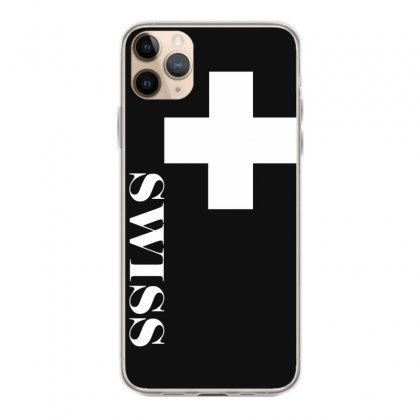 Fan , Switzerland Cross, Swiss Cross Iphone 11 Pro Max Case Designed By Nugraha