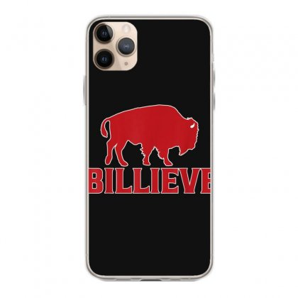 Billieve   Bills Mafia Buffalo Football Fan T Shirt T Shirt Iphone 11 Pro Max Case Designed By Cuser1744