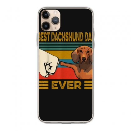 Best Dachshund Dad Ever Iphone 11 Pro Max Case Designed By Kakashop