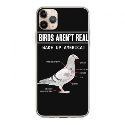 Birds Arent Real Gift T Shirt Iphone 11 Pro Max Case Designed By Cuser1744