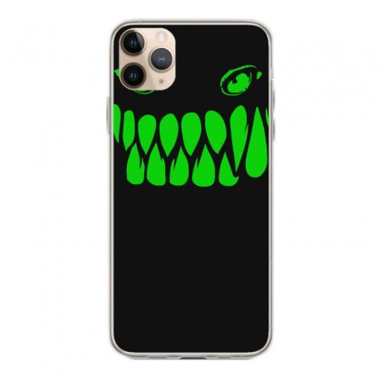 Fun Monster Face, Eat, Beast, Iphone 11 Pro Max Case Designed By Nugraha