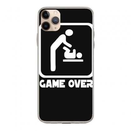 Game Over Daddy Funny Iphone 11 Pro Max Case Designed By Nugraha