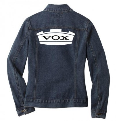 Vox New Ladies Denim Jacket Designed By Nugraha