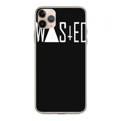 Wasted Tee Iphone 11 Pro Max Case Designed By Nugraha
