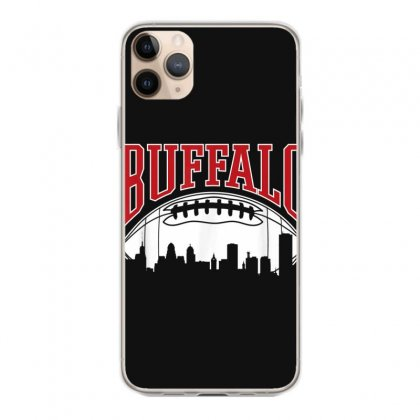 Buffalo Football  Vintage Skyline New York Bills Mafia Gift T Shirt Iphone 11 Pro Max Case Designed By Cuser1744