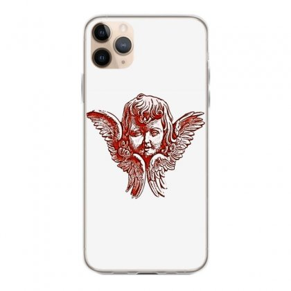 Head Wing Drawing Tattoo Angel Iphone 11 Pro Max Case Designed By Salmanaz