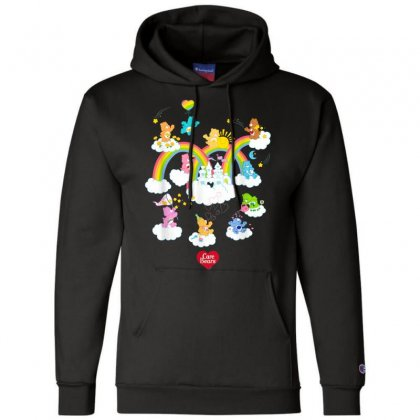 Care Bears In The Clouds T Shirt Champion Hoodie Designed By Cuser1744