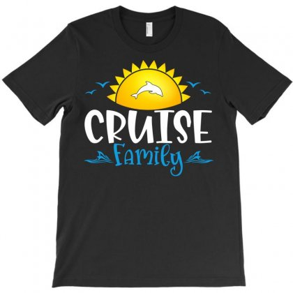 Cruise Family T-shirt Designed By Badaudesign