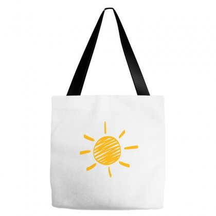 Sunny Day Tote Bags Designed By Mariasheph20