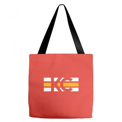 Kc Football Pride Tote Bags Designed By Waroenk Design