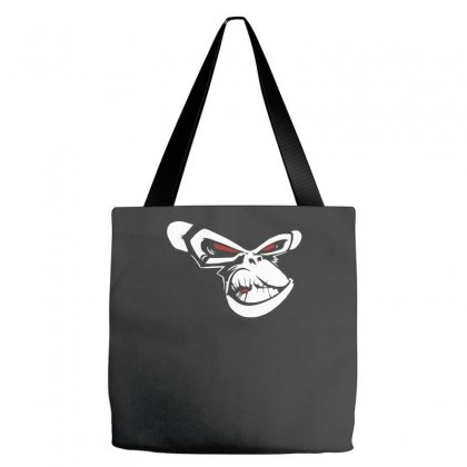 Gorilla Angry Mountain Alpha Male Gorillaz Koko Tote Bags Designed By Nugraha