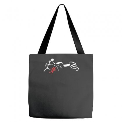Hayabusa Sport Silhouette Tote Bags Designed By Nugraha