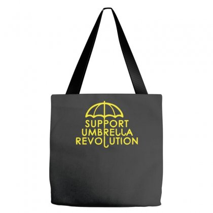 Hong Kong Support The Umbrella Revolution Occupy China 2015 Tote Bags Designed By Nugraha