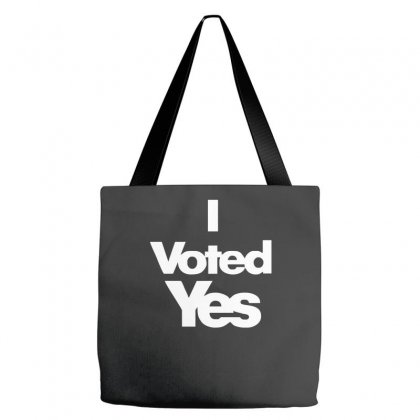 I Voted Yes For Scotland Scottish Independence 2014 Tote Bags Designed By Nugraha