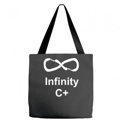 Infinity C+ Rock Climbing Lead Wall Indoor Outdoor Tote Bags Designed By Nugraha