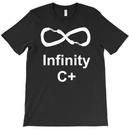 Infinity C+ Rock Climbing Lead Wall Indoor Outdoor T-shirt Designed By Nugraha