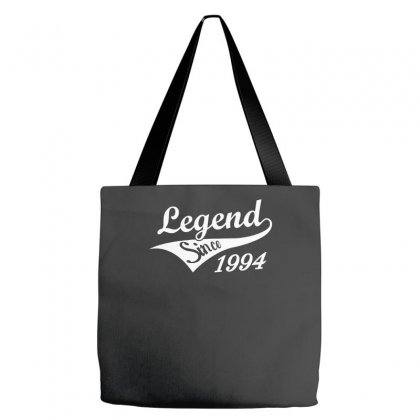 Legend Since 1994   Mens Funny 21st Sticker Transfer Iron On Tote Bags Designed By Nugraha