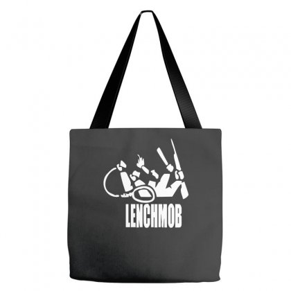 Lench Mob Ice Cube Nwa West Coast Tote Bags Designed By Nugraha