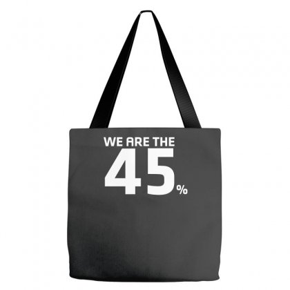 Logo We Are The 45 % Scotland Independence Tote Bags Designed By Nugraha