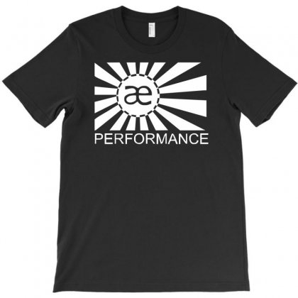 Racing Ae Performance T-shirt Designed By Nugraha
