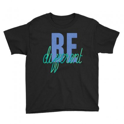 Be Different Youth Tee Designed By Perfect Designers
