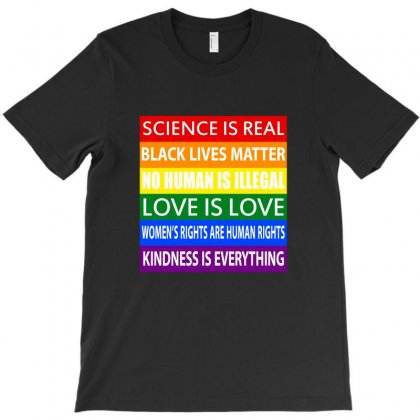 Human Rights And World Truths T-shirt Designed By Helloshop