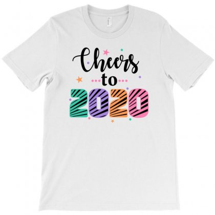 Cheers To 2020 For Light T-shirt Designed By Sengul
