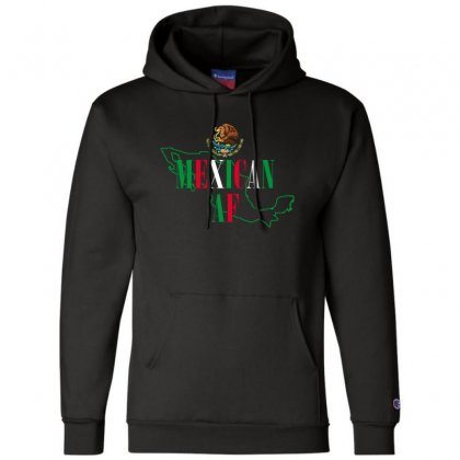 Mexican Af Champion Hoodie Designed By Neset