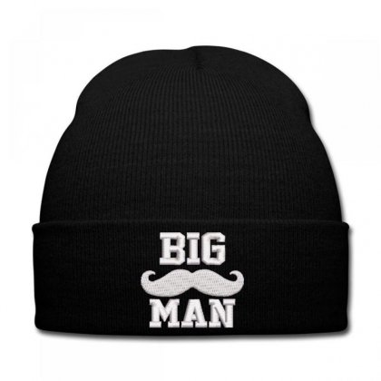Big Man Knit Cap Designed By Madhatter