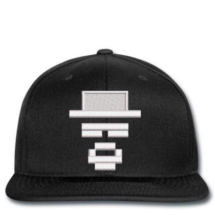 Graphic Snapback Designed By Madhatter