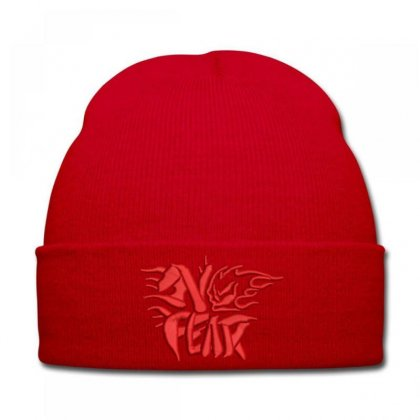 No Fear Knit Cap Designed By Madhatter