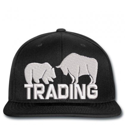 Trading Snapback Designed By Madhatter
