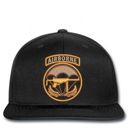 Airborne Snapback Designed By Madhatter