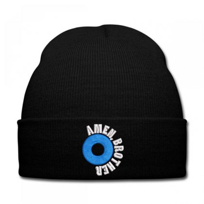 Amen Knit Cap Designed By Madhatter