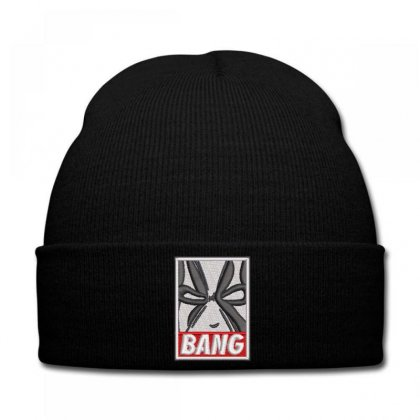 Bang Knit Cap Designed By Madhatter
