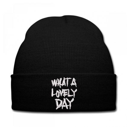 Lovely Day Knit Cap Designed By Madhatter