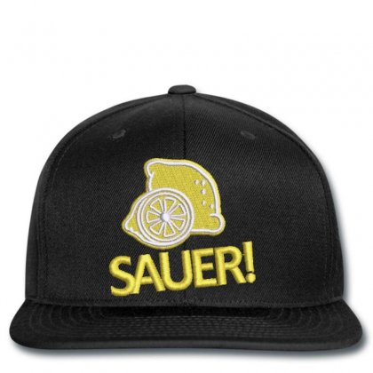 Sauer Snapback Designed By Madhatter