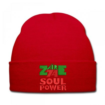 Soul Power Knit Cap Designed By Madhatter