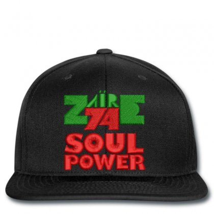 Soul Power Snapback Designed By Madhatter